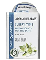 Aromatherapaes Sleepy Time Bath Ball Fizzy 10/ 2.8 oz. pc