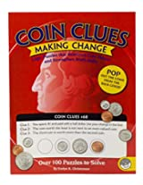 MindWare - Coin Clues: Making Change - 102 Logic Puzzles - Great for Teaching Problem Solving and Critical Thinking - Challenging and Rewarding
