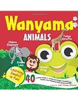Wanyama / Animals: Learning Swahili Is Fun!: Volume 2