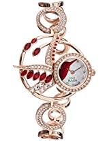 Titan Raga Analog Mother of Pearl Dial Women's Watch- 95005WM01J