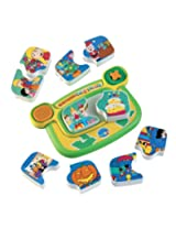 LEXIBOOK Magnetic Baby Puzzle (puzzle may vary)