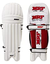 MRF Genius Pro Moulded Batting Pads, Men's