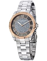 Stuhrling Original Vogue Analog Grey Dial Women's Watch - 743.04