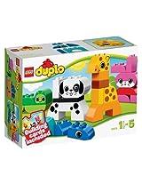 Lego Duplo Creative Animals, Multi Color