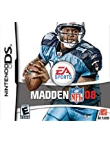 Madden NFL 08 - Nintendo DS