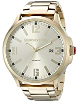 Quiksilver Analog Gold Dial Men's Watch - QS-1002-GDGP