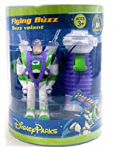 Disney Parks Toy Story Flying Buzz Lightyear Volant (Helicopter) - Disney Theme Parks Exclusive & Limited Availability