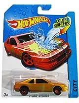 Hot Wheels - 2014 Color Shifters - City 23/48 - T-Bird Stocker