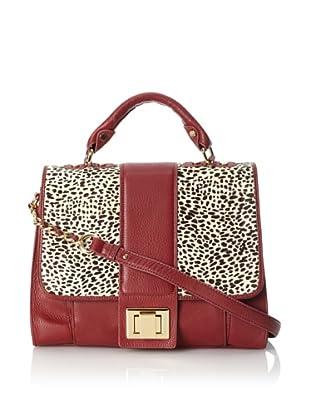 Kelsi Dagger Women's Carter Shoulder Bag (Red)