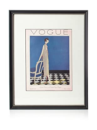 Original Vogue Cover from 1925 by Harriet Messerole