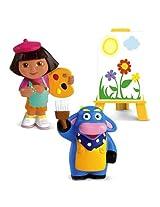 Fisher-price Dora the Explorer-painter Dora