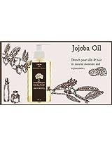 Breathe Aromatherapy Pure Jojoba Oil 250 Ml