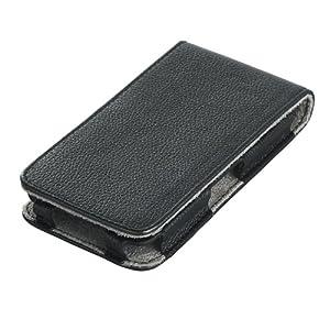 BUFFALO iPhone 4 (16GB・32GB)用 レザーケース ブラック BSIPP4CBK
