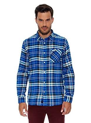 Pepe Jeans London Camisa Hombre Bob (Azul Oscuro)