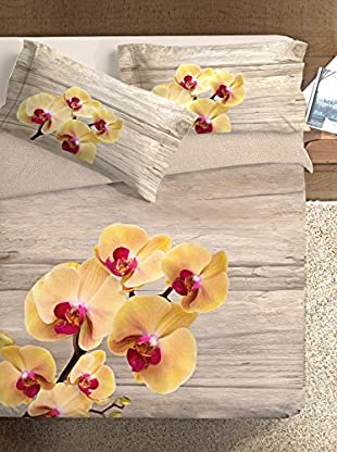 Ipersan Juego De Funda Nórdica Orchid