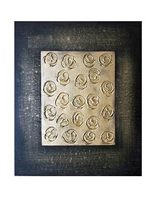 Legendarte Olgemälde auf Leinwand Relief-Faszination 50x60