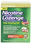 Good Sense Nicotine Lozenge, Mint, 72-count, 3x24p