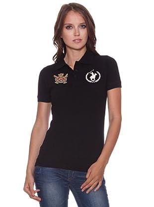 Polo Club Poloshirt Misisipi (Schwarz)