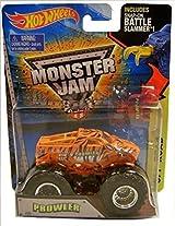 Hot Wheels Monster Jam Prowler #24 Battle Slammer