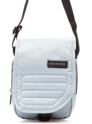 Dockers Bags Bandolera Pequeña Asimétrica (Gris)