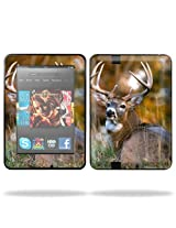 Protective Skin Decal Cover for Amazon Kindle Fire HD 7 inch Tablet Sticker Skins Deer