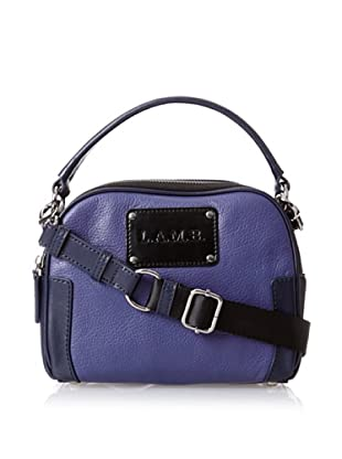 L.A.M.B. Women's Bretta Cross-Body, Indigo