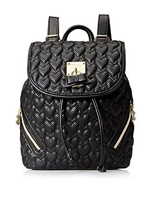 Betsey Johnson Women's Always Be Mine Backpack, Black