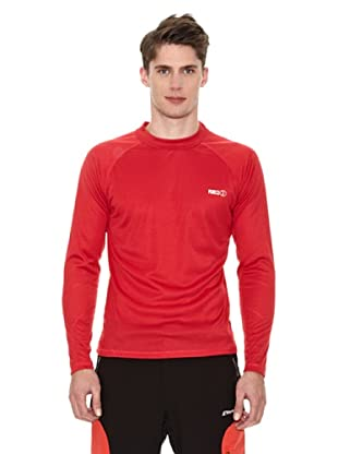 Furco Camiseta Unisex Térmica Belgrado (Rojo)