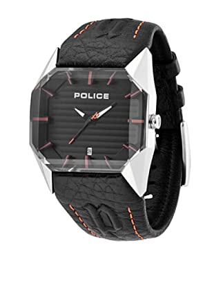 Police Reloj Vector Nero