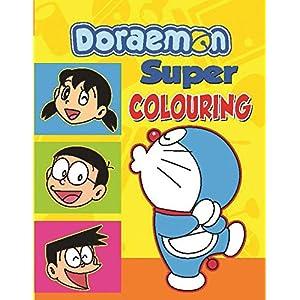 Doraemon Super colouring