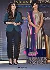 Chitragda Siingh Gray Anarakali At Indian Realty Awards 2013