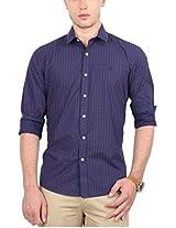 Allen Solly Light Polka Dots Shirt