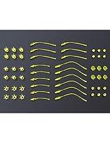 Bandai Mg 1/100 Sazabi Ver.Ka & 1/100 Nightingale Extension Funnel Effect Set