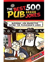 The 500 Best Pub Jokes
