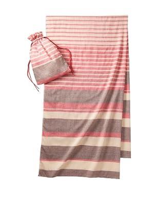 gorjana Women's Waterfront Lightweight Scarf (Pink)