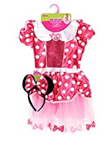 Minnie's Dress with Headband