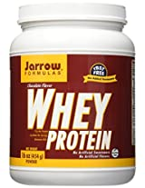 Jarrow Formulas Whey Protein Chocolate, 1 Pound
