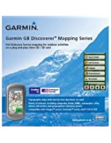 Garmin GB Discoverer 2010 The Cairngorms Topographical Map microSD Card