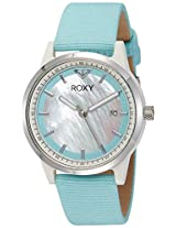 Roxy Analog Mother of Pearl Dial Women's Watch - RX-1011-MPLB