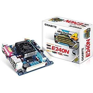 Gigabyte E240N Motherboard & Processors