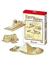 3D Egypt Puzzle
