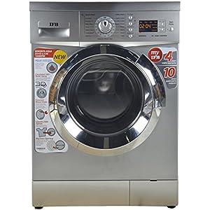 IFB Senorita Aqua SX Front-loading Washing Machine (6.5 Kg, Silver)