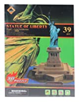 Fab N Funky - 3D Puzzle The Statue of Liberty 39 Pieces