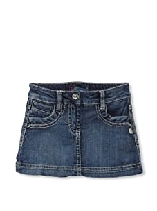 KANZ Girl's Denim Skirt (Blue)