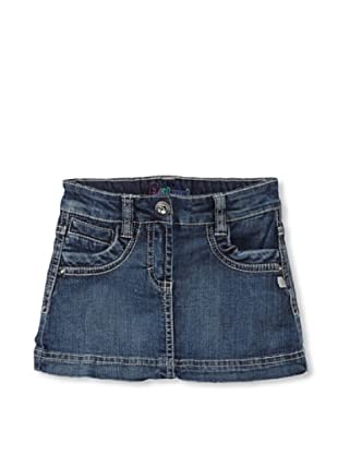 KANZ Girl's Denim Skirt (Blue)