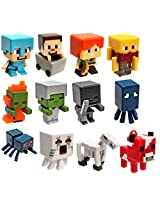 Minecraft Netherrack Series 3 Set of All 12 1