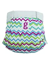 Gdiapers Gpants, Gamma Stripe, Medium
