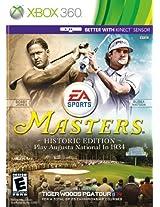 Tiger Woods PGA Tour 14: Masters Historic Edition (Xbox 360)