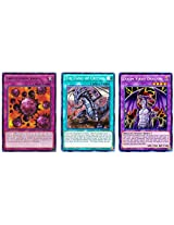 Yu Gi Oh Doom Virus Dragon Set Drl2 En003, The Fang Of Critias Drl2 En006 , Crush Card Virus Dpbc En020