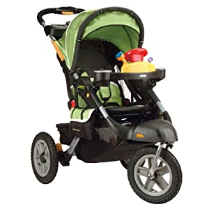Jeep Liberty Limited Urban Terrain Stroller, Spark (Discontinued by Manufacturer)